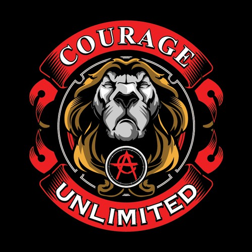 CAOURAGE UNLIMITED LOGO