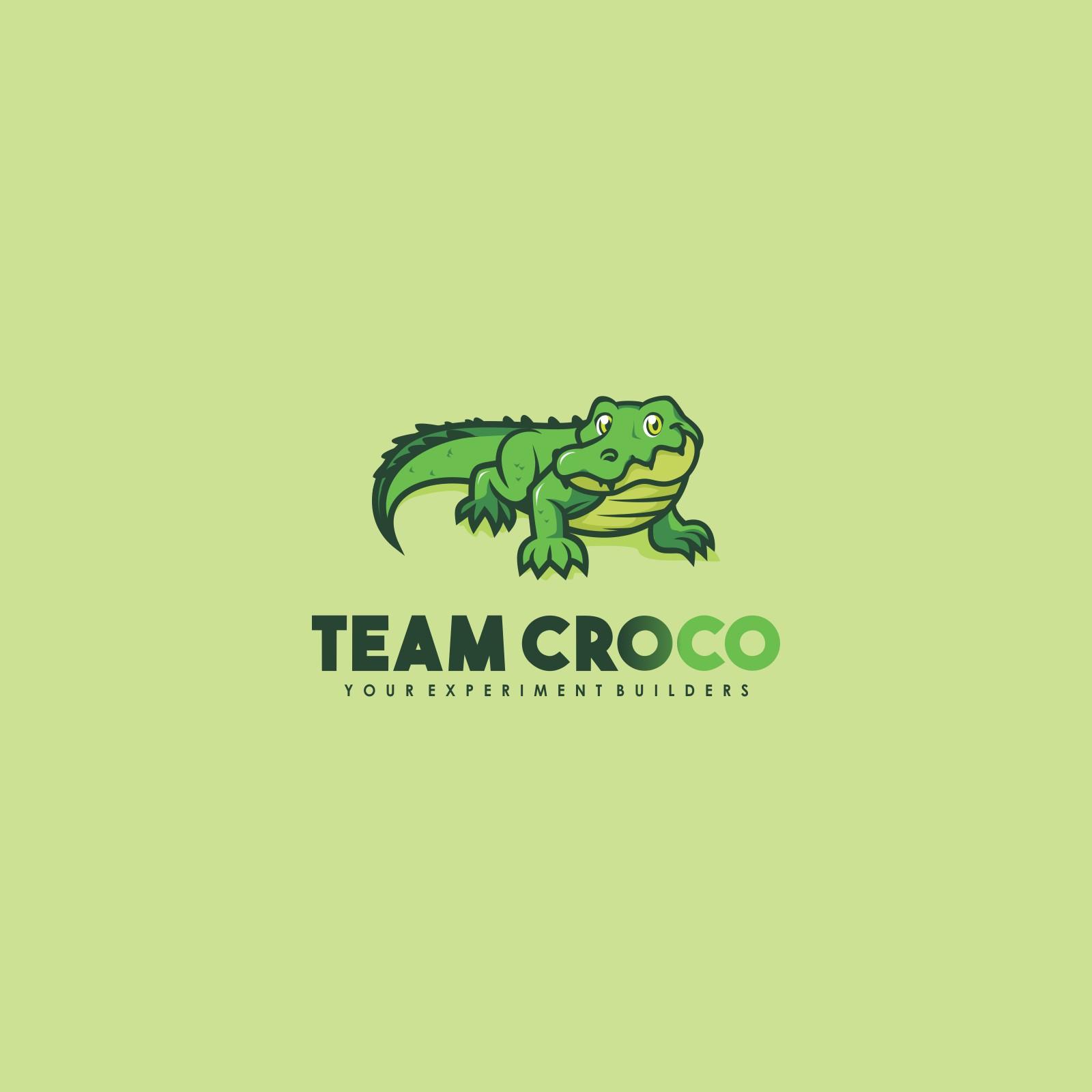 Team Croco needs an awesome logo