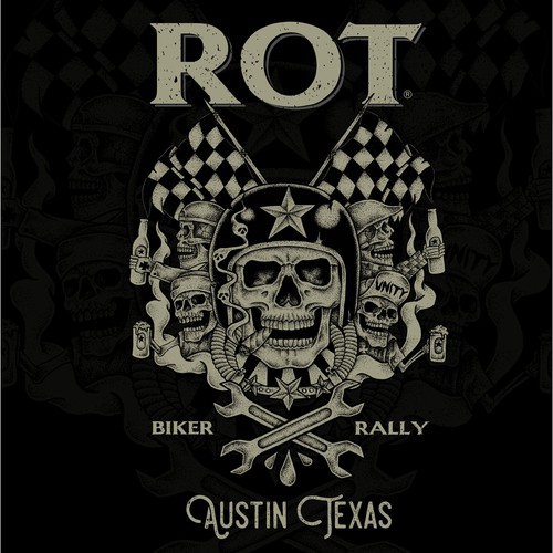My work for ROT Biker Rally
