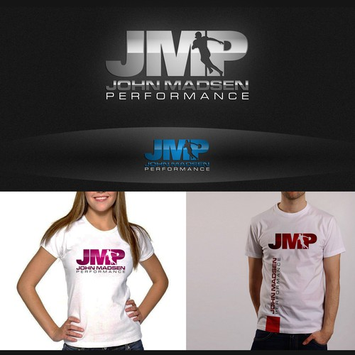 logo for John Madsen Performance (JMP)