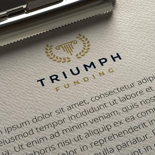Logo for Triumph Funding