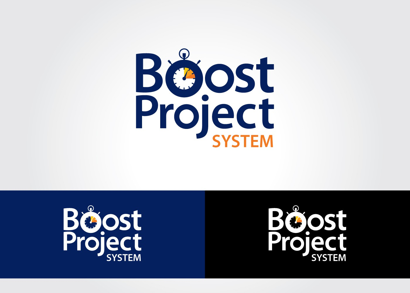 Boost Project System needs a new logo