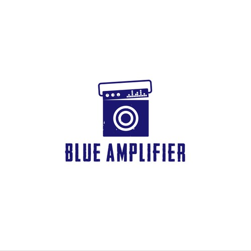 Blue Amplifier