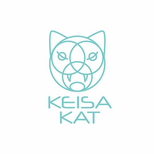 Keisa Kat Logo