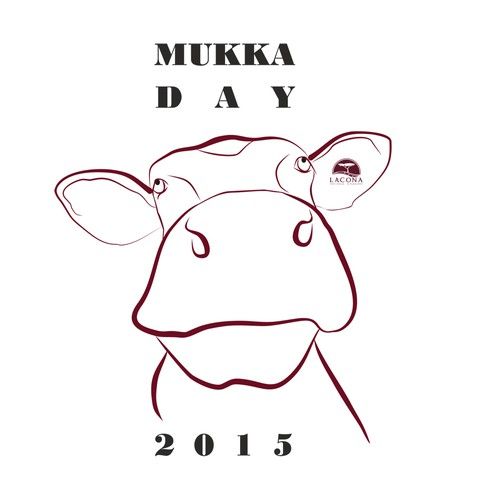 Super Mukka Day T- Shirt