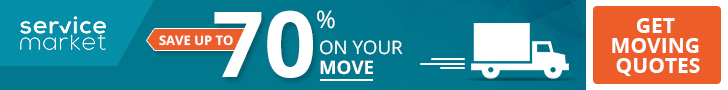 banner ad for moving services