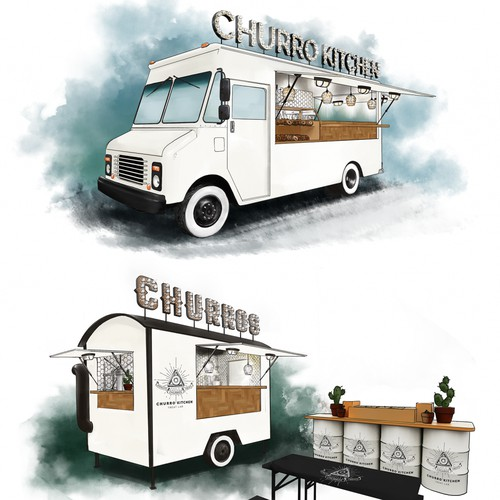 Food Truck visualization