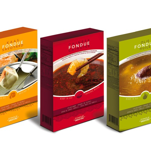 Packaging Fondue