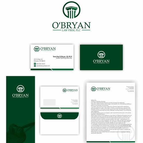 Tweak an established estate planning attorney's logo
