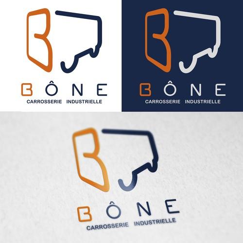Créer un logo pour une carrosserie de semi-remorque souhaitant rajeunir