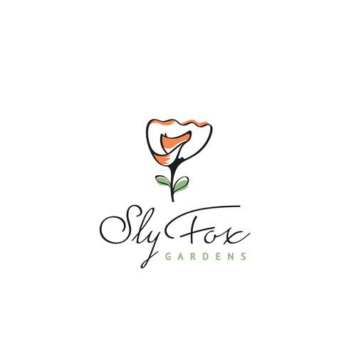 Sly Fox Gardens logo