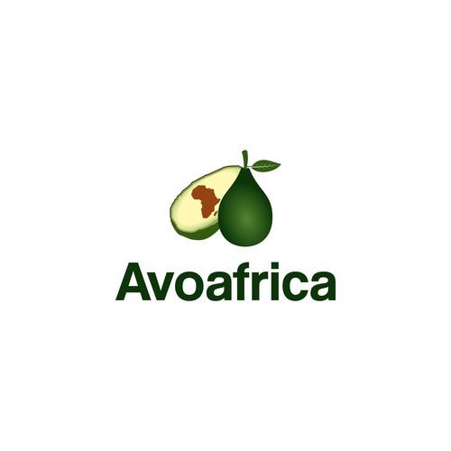 logo for an avocado oil producing company