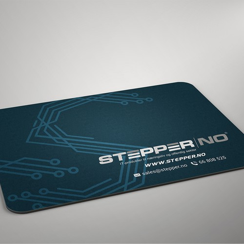 Pad Design for IT company