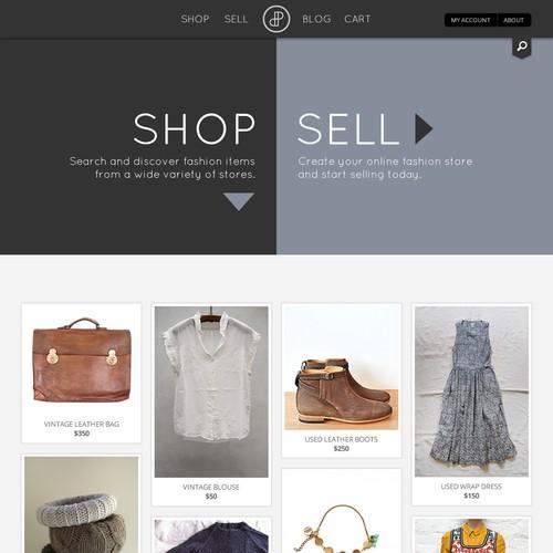 website design for PP