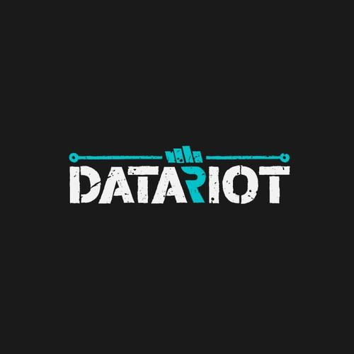 DATARIOT Logo Design