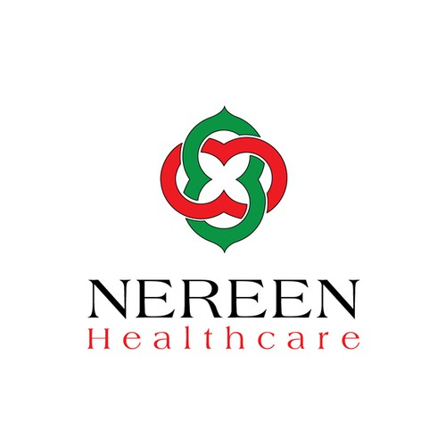 Winning logo for newly launched healthcare company in Dubai