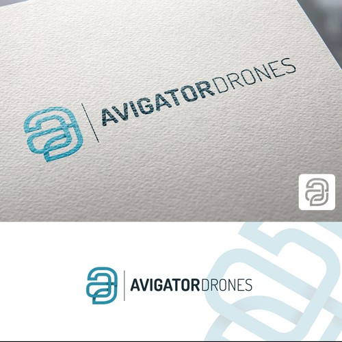 AvigatorDrones logo design proposal