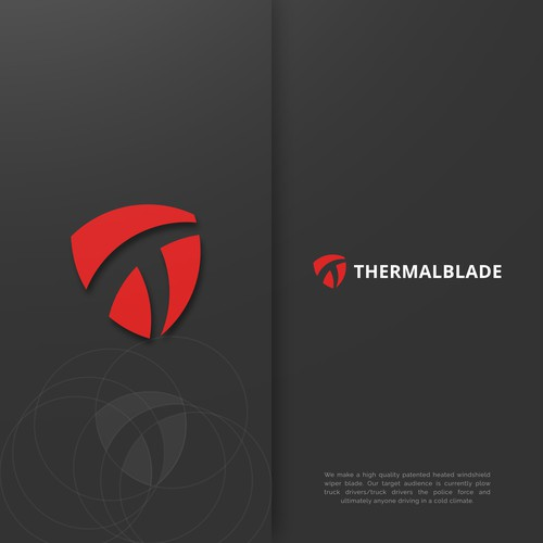 Heated Wiper Blade Logo
