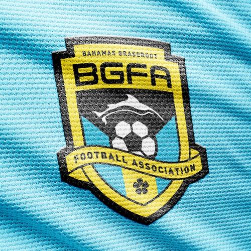 Logo Design for Bahamas Grassroot Football Association