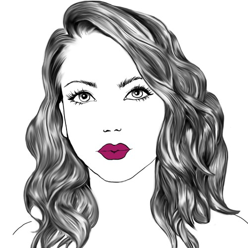 hair rendering for salon