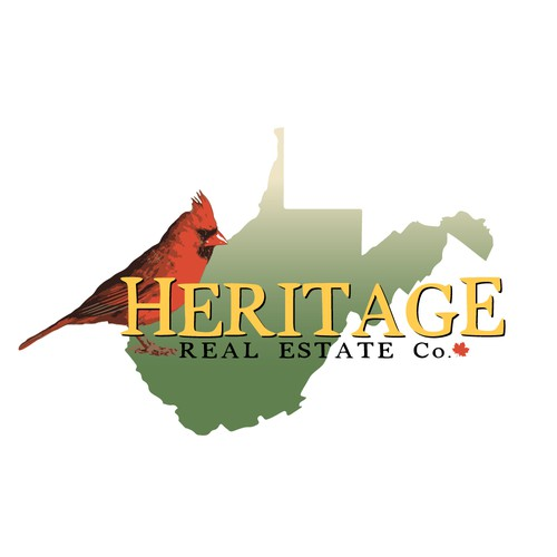 Logo for real estate firm in WV