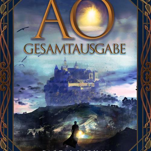 Book Cover for Fantasy book