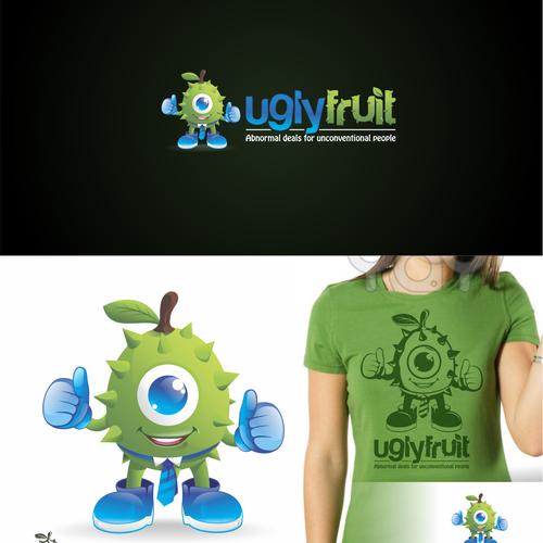 UglyFruit needs a new logo