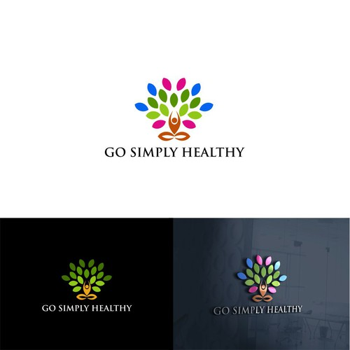 GO Simply Healthy logo