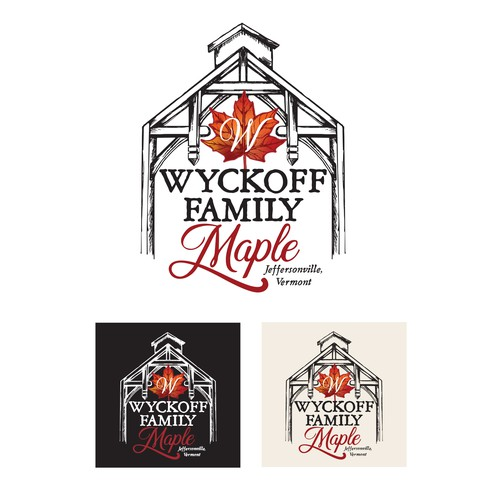 Wyckoff Family Maple logo