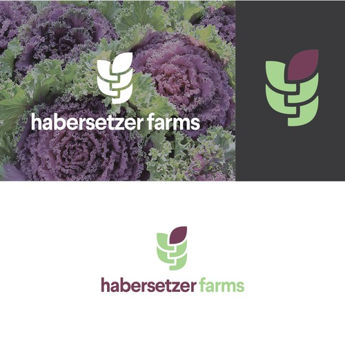 Modern & memorable logo for a vertical farm