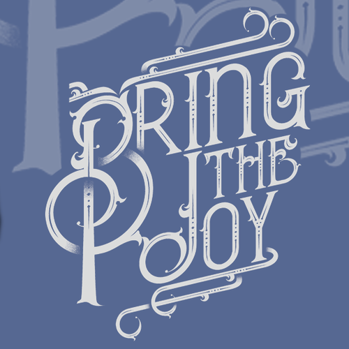 Bring the Joy T-Shirt Design