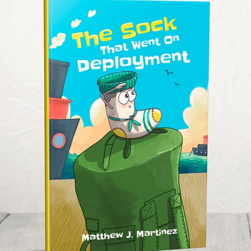 The sock that went on deployment