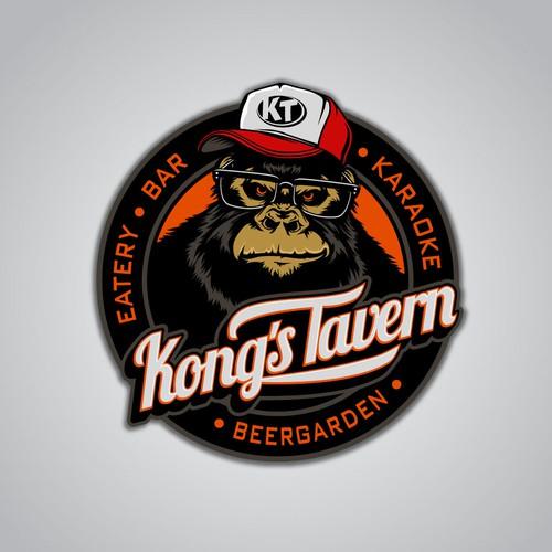 Kong's Traven logo