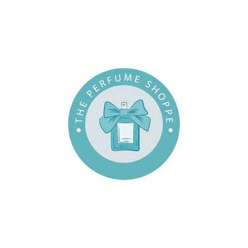 logo for perfume shop