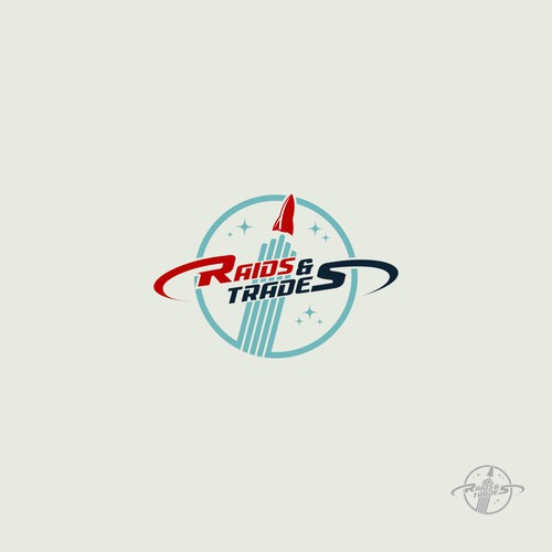 Logo Raids & Trades