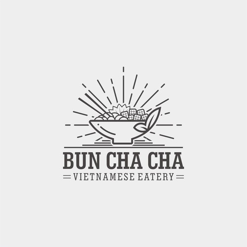 Bun Cha Logos