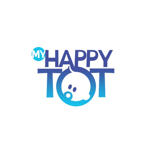 Logo for My Happy Tot