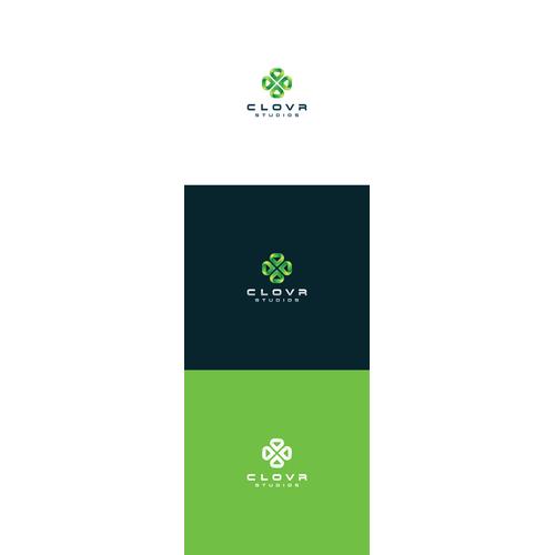 Logo design for Clovr Studios