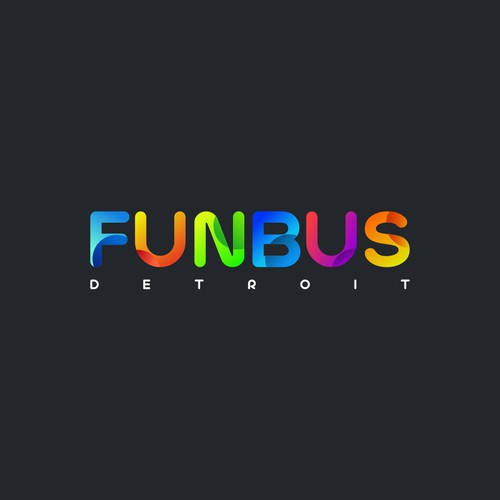 Detroit Fun Bus Logo