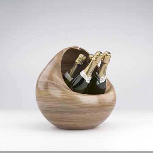3D Wine Cooler