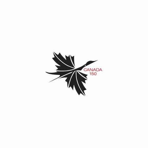 Community contest: Design Canada's 150th birthday logo!