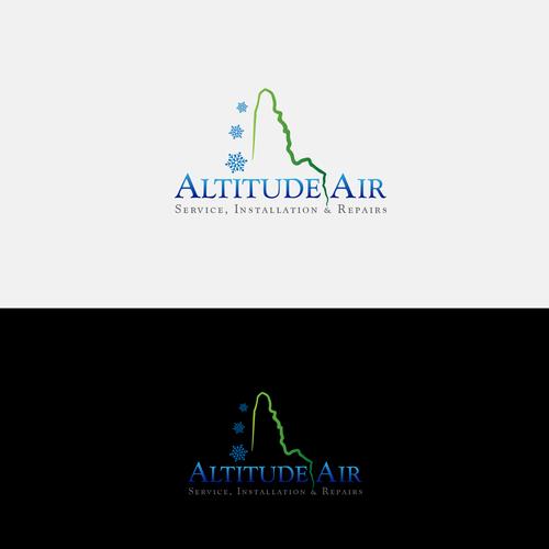 gradient logo concept
