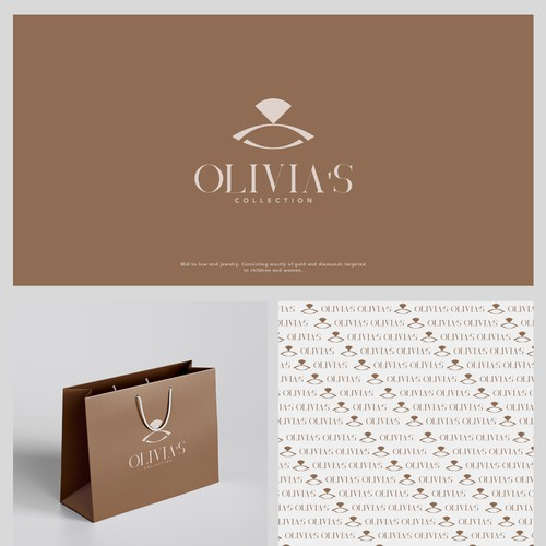 Mid to low-end jewelry. Consisting mostly of gold and diamonds targeted to children and women.