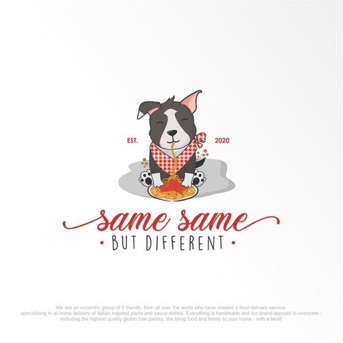 Winning design for same same but different
