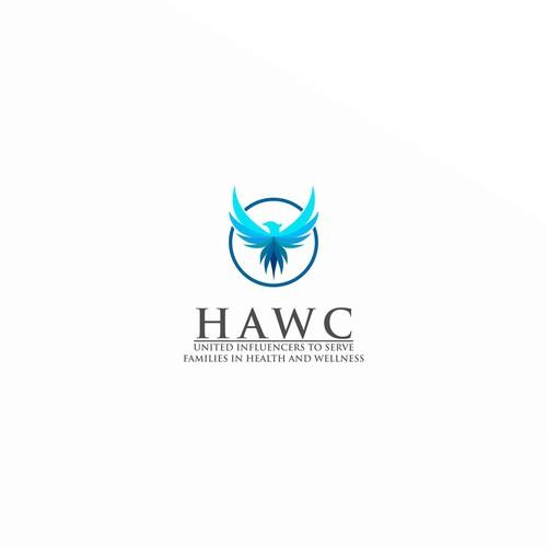HAWC logo designs