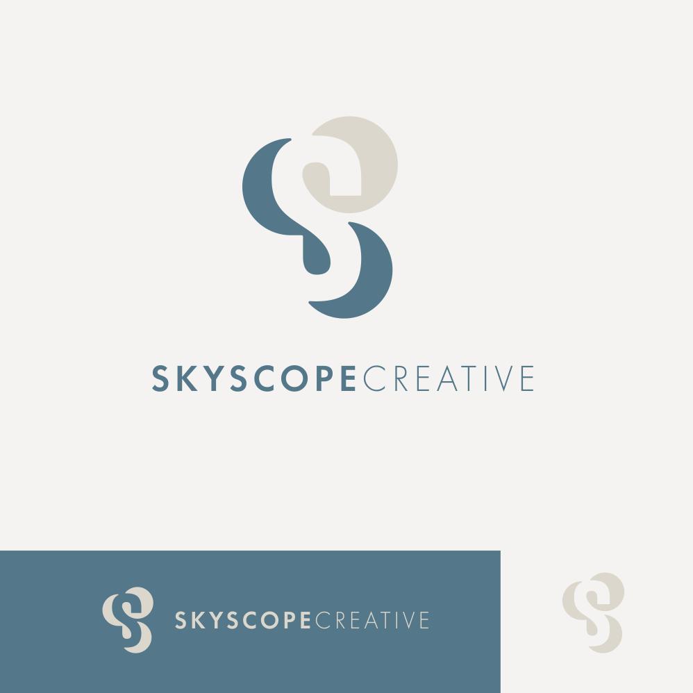 logo for SkyScope Creative