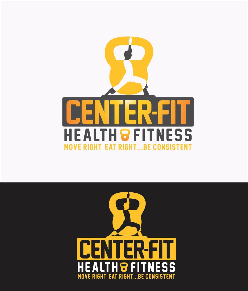 Centered Health & Fitness - New LOGO