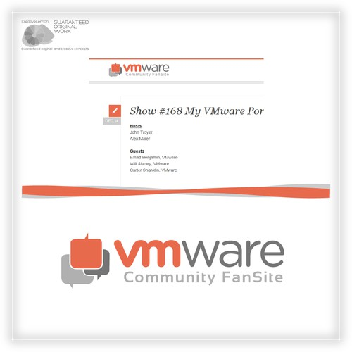 logo for VMware Community FanSite