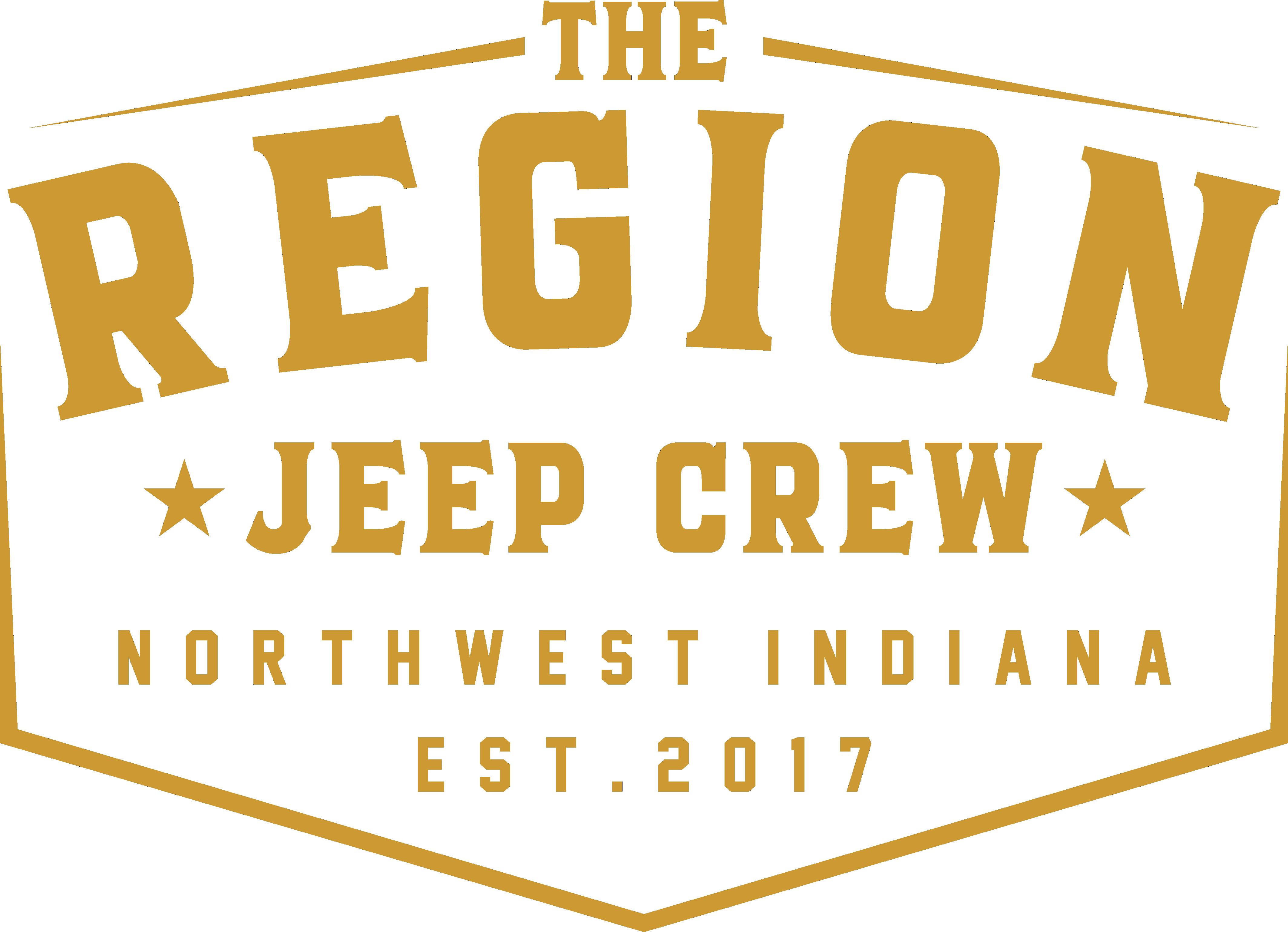 Region Jeep Crew T Shirt