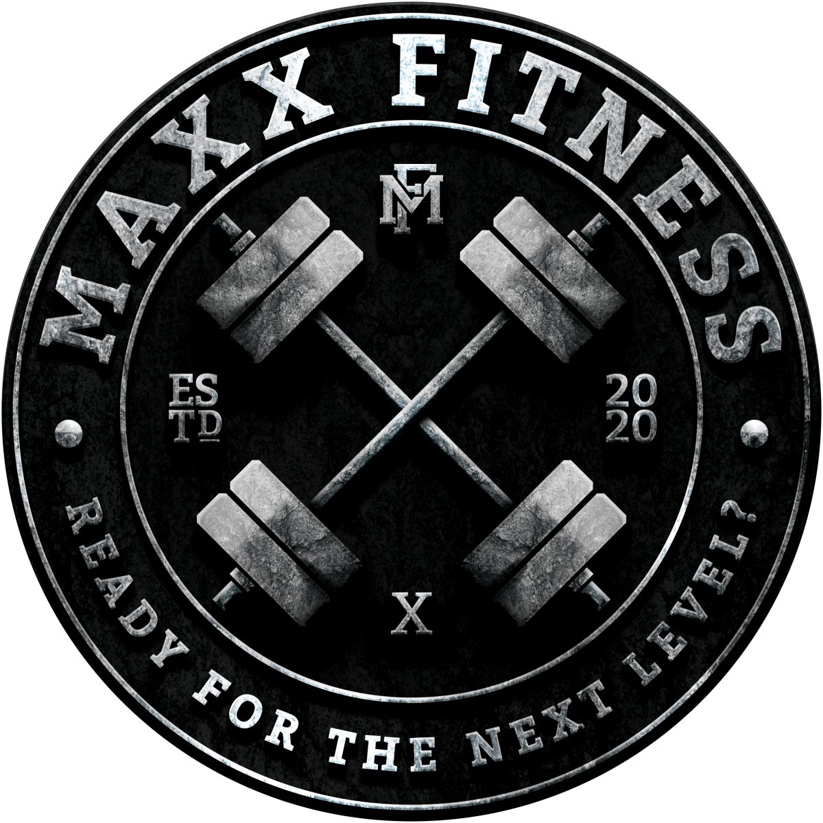 Branding for a HardCore Gym
